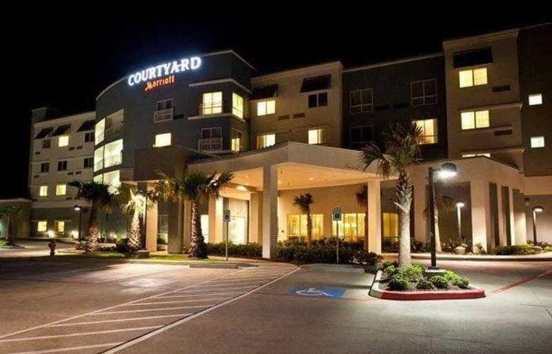 Courtyard Galveston Island Gulf Front - Hotel - 0