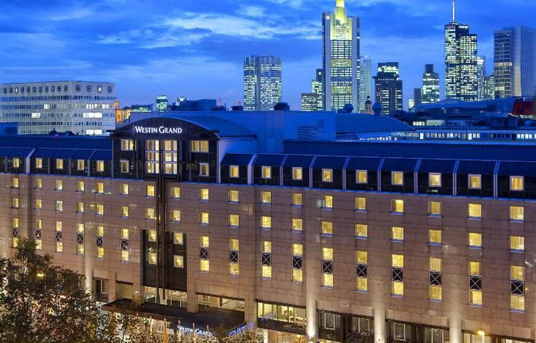 The Westin Grand Frankfurt - Hotel - 0