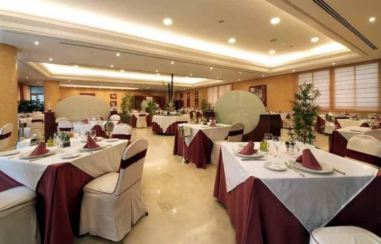 Villamadrid - Restaurant - 2