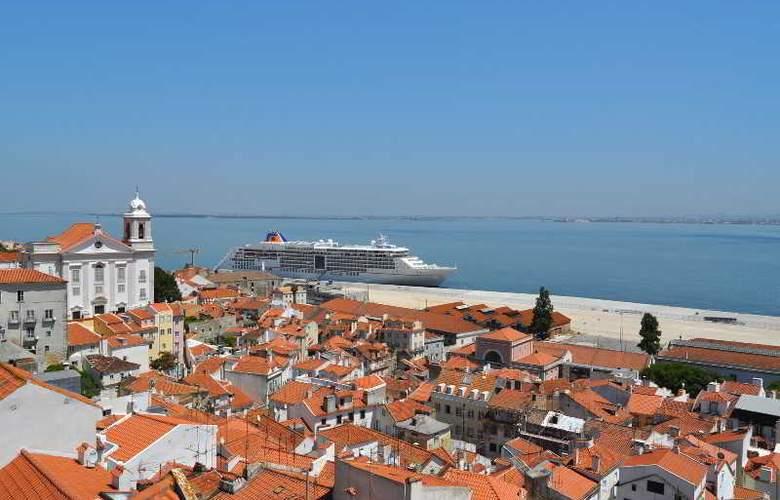 Hello Lisbon Castelo Apartments - Hotel - 0
