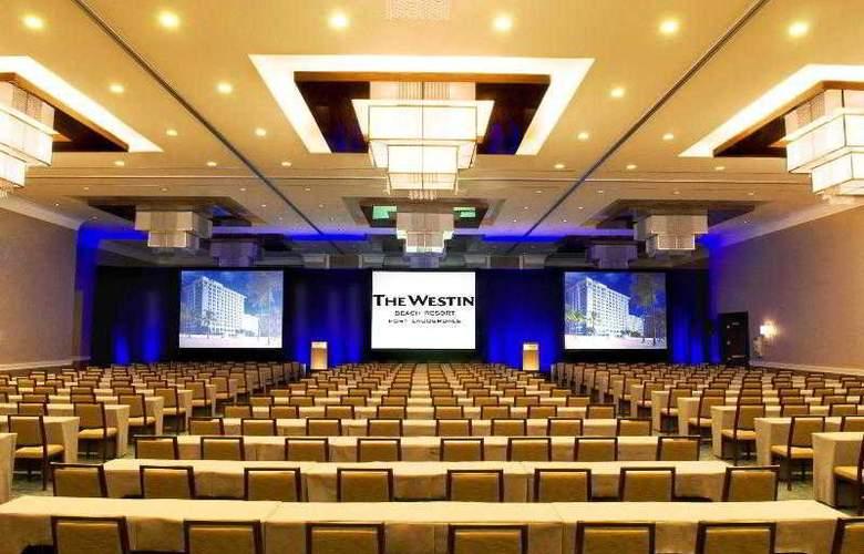 The Westin Fort Lauderdale Beach Resort - Hotel - 17