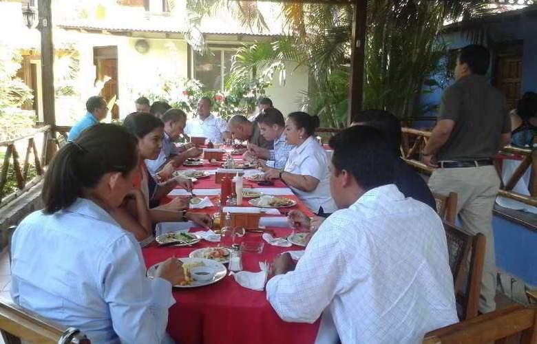 Hotel Europeo-Fundación Dianova Nicaragua - Restaurant - 16