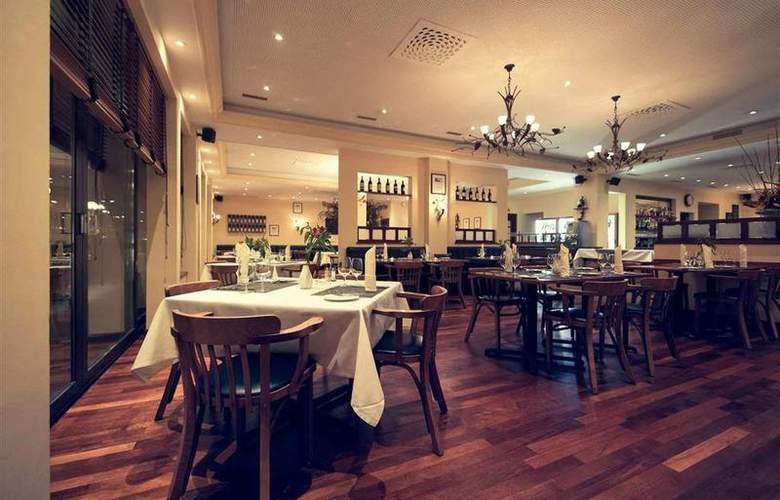 Mercure Plaza Biel - Restaurant - 62