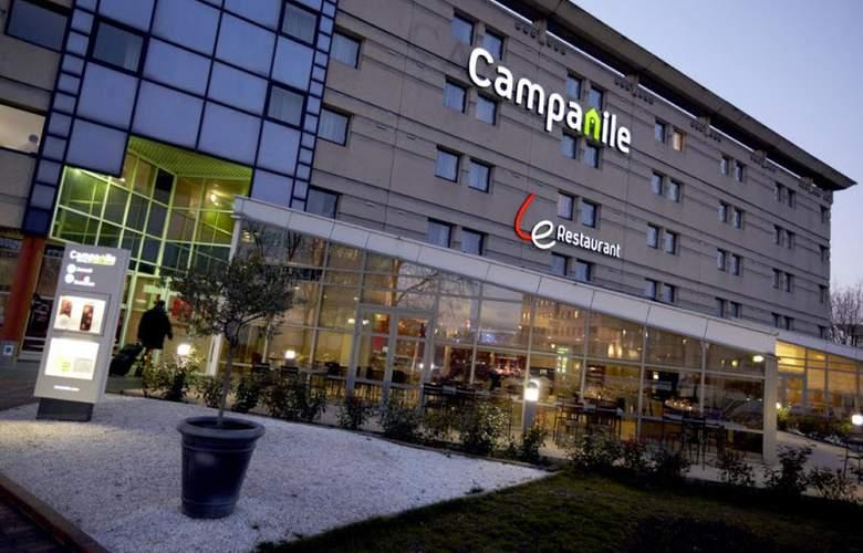 Campanile Gennevilliers Barbanniers - Hotel - 5