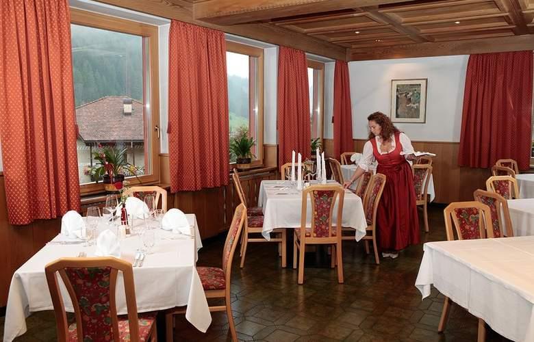 Alpino Plan - Restaurant - 2
