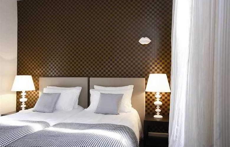 Best Western Premier Faubourg 88 - Hotel - 52