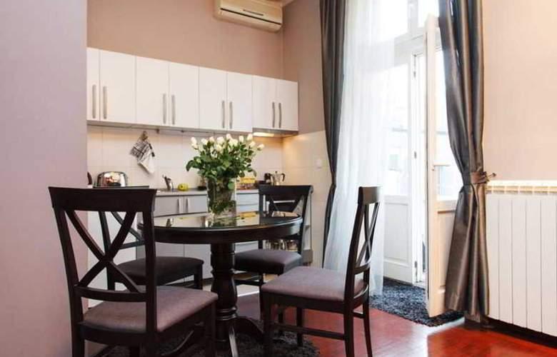Romantic CENTRAL Apartment @ TERAZIJE SQUARE! - Hotel - 5