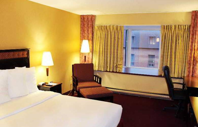 Quality Hotel & Suites Downtown, Montreal - Room - 1