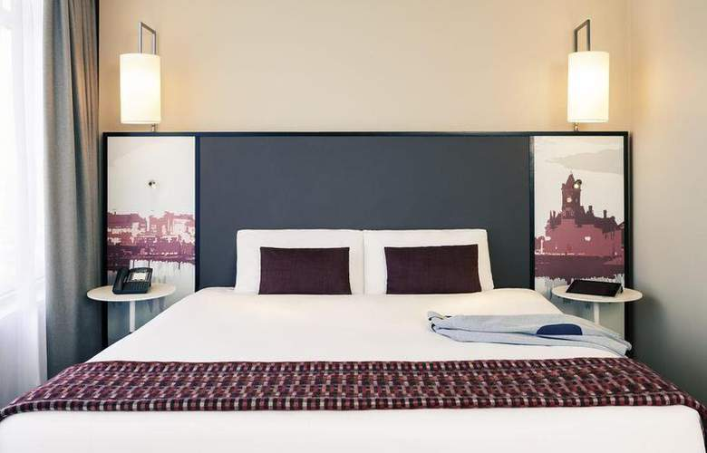 Mercure Cardiff Holland House Hotel and Spa - Room - 39