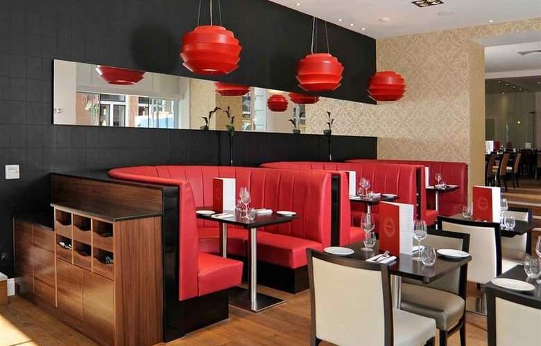 Mercure London Bloomsbury - Restaurant - 49