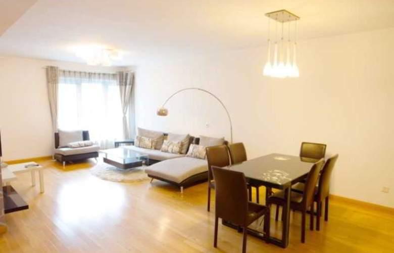 Yopark Serviced Apartment-8 Park Avenue - Room - 2