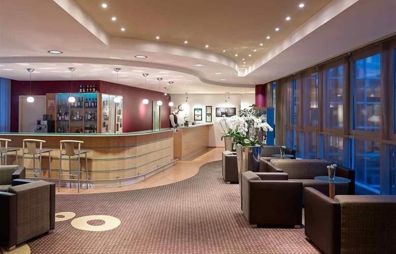 Mercure Hotel Dortmund City - Bar - 26