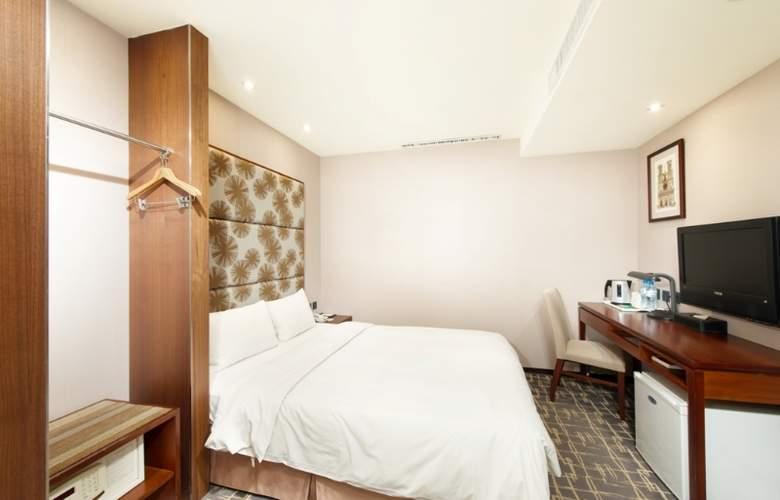 Orange Hotel-Guanqian, Taipei - Room - 12