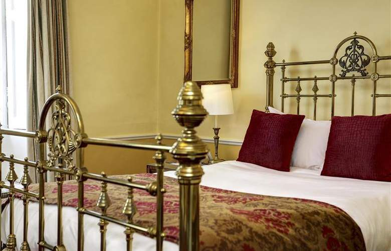 Best Western Henbury Lodge Hotel - Room - 73