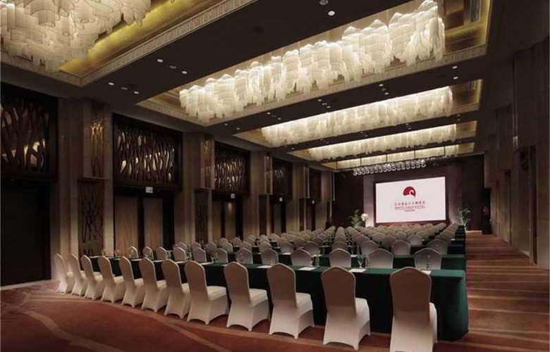 White Swan Hotel Changsha - Bar - 14