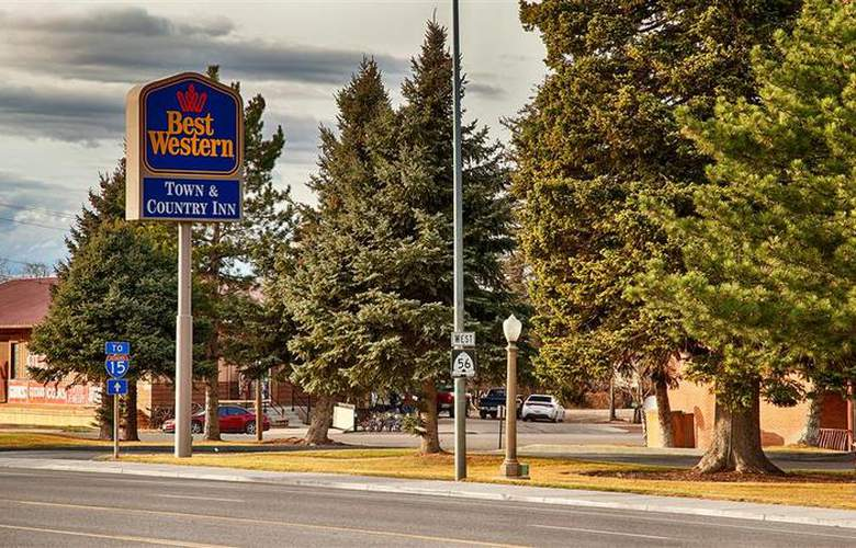 Best Western Town & Country Inn - Hotel - 79