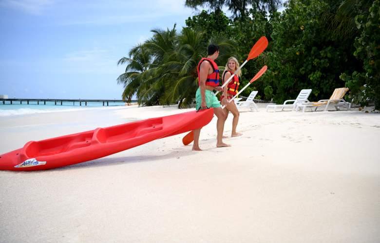 Eriyadu Island Resort - Beach - 26