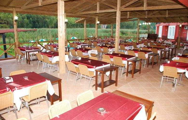 Hakan Minel Resort - Restaurant - 10