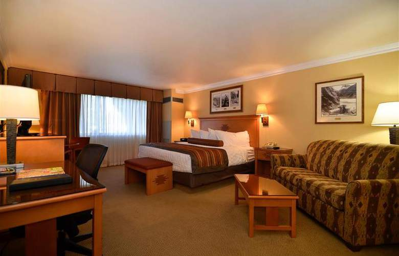 Best Western Premier Grand Canyon Squire Inn - Room - 110