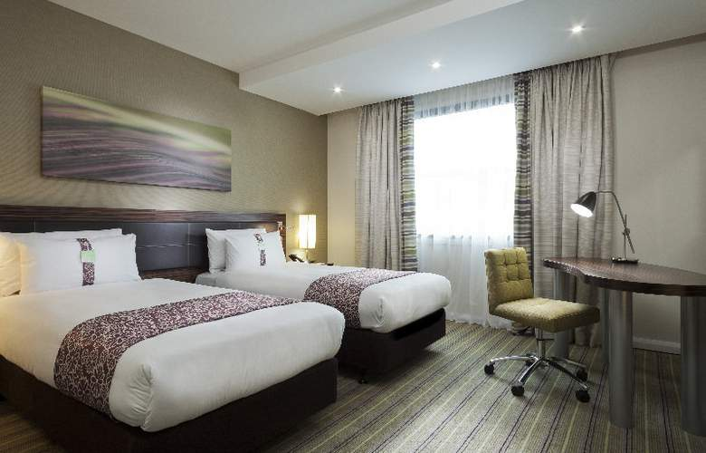 Holiday Inn London Commercial Road - Room - 5