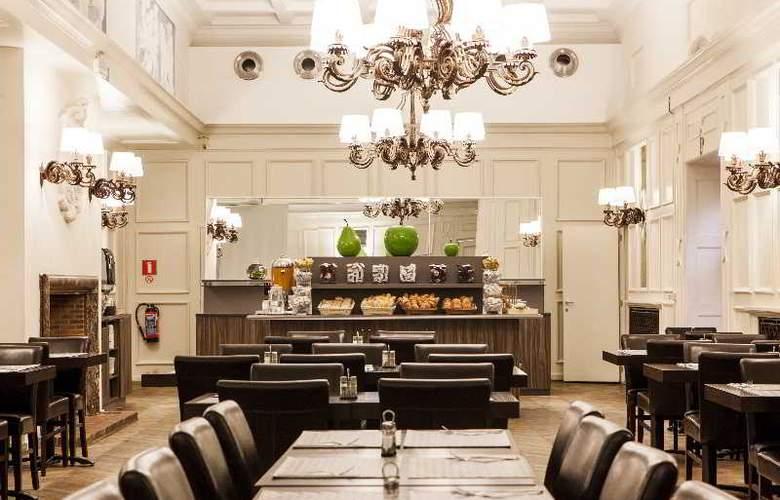 Progress Hotel - Restaurant - 13