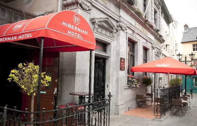 Kilkenny Hibernian Hotel - Terrace - 3