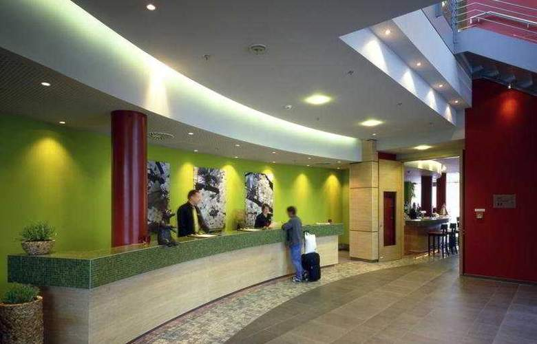 Courtyard by Marriott Berlin City Center - General - 1