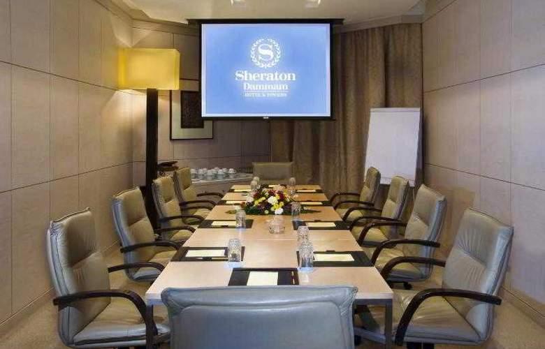 Sheraton Dammam Hotel & Towers - Hotel - 17