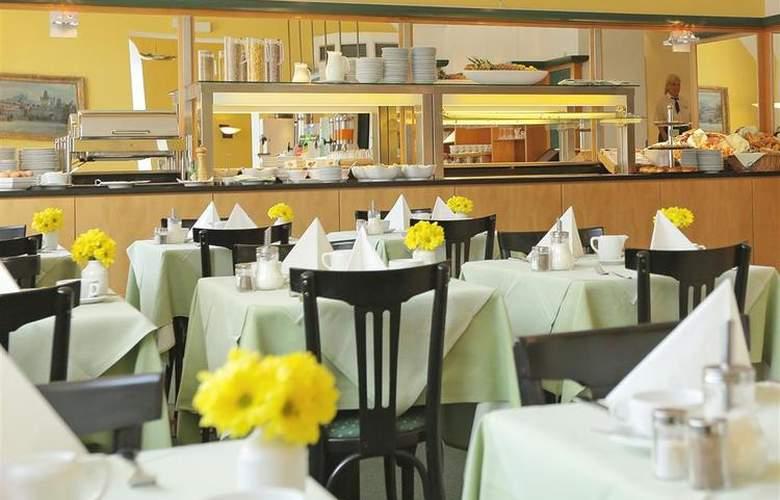 Best Western City Hotel Moran - Restaurant - 78