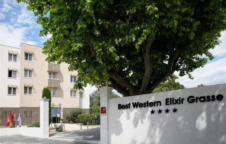 Best Western Elixir Grasse - Hotel - 50