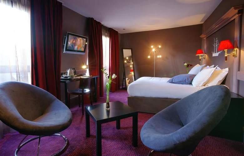 Du Vieux Marche - Room - 32