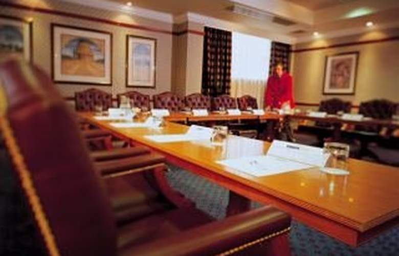 Liverpool Marriott City Centre - Conference - 3
