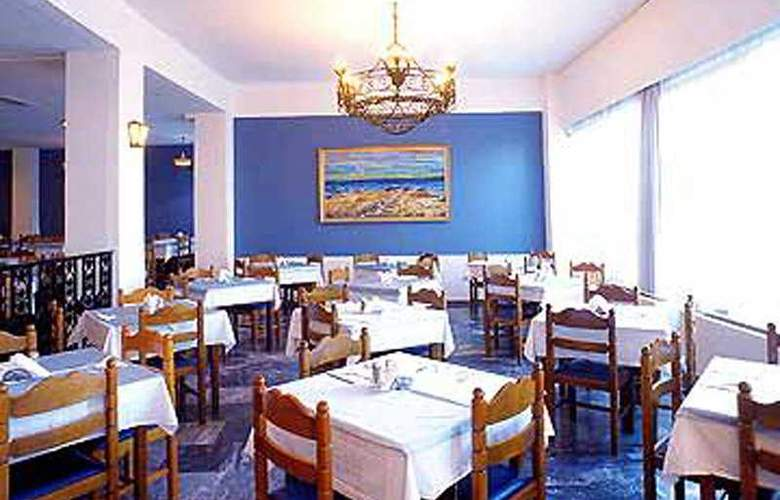 Mareblue Lindos Bay - Restaurant - 5