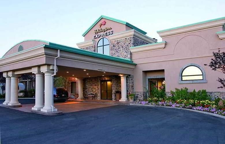 Holiday Inn Express Salt Lake City - Hotel - 0