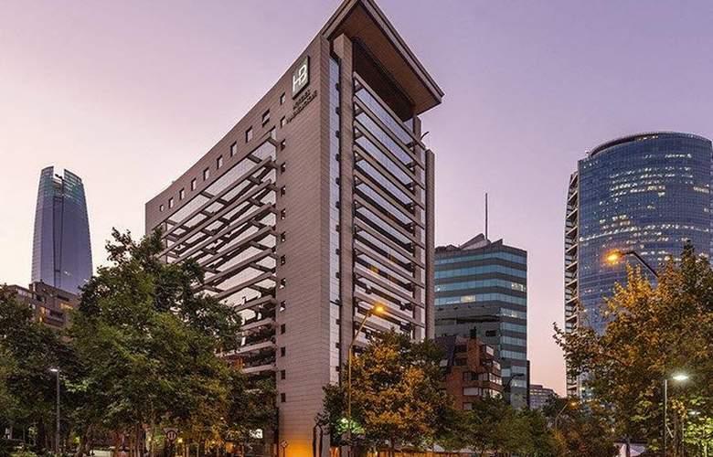 Plaza El Bosque Ebro - Hotel - 0