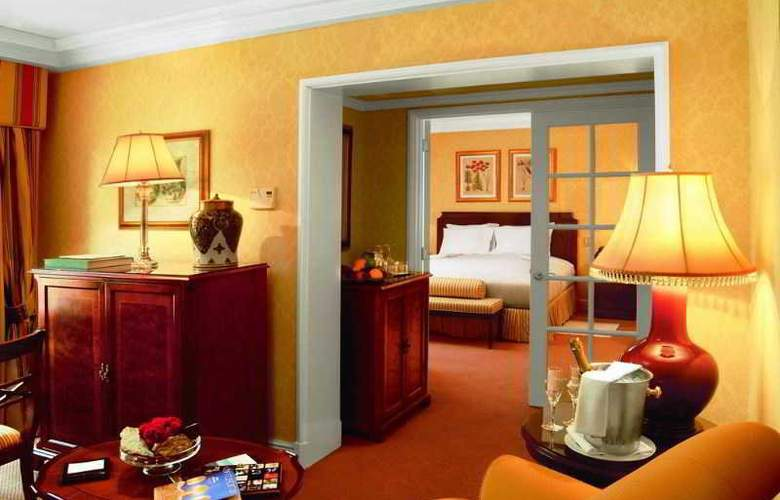 The Ritz Carlton Santiago - Room - 8