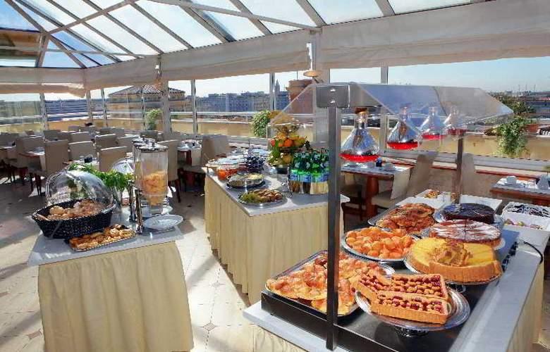 Exe Domus Aurea - Restaurant - 2