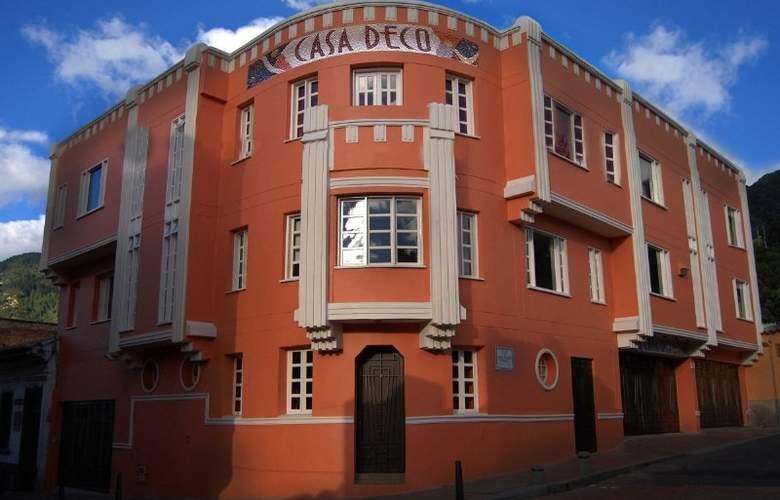 Hotel Casa Deco - Hotel - 0