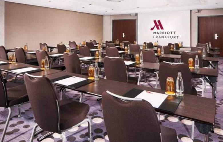 Marriott Frankfurt - Hotel - 18