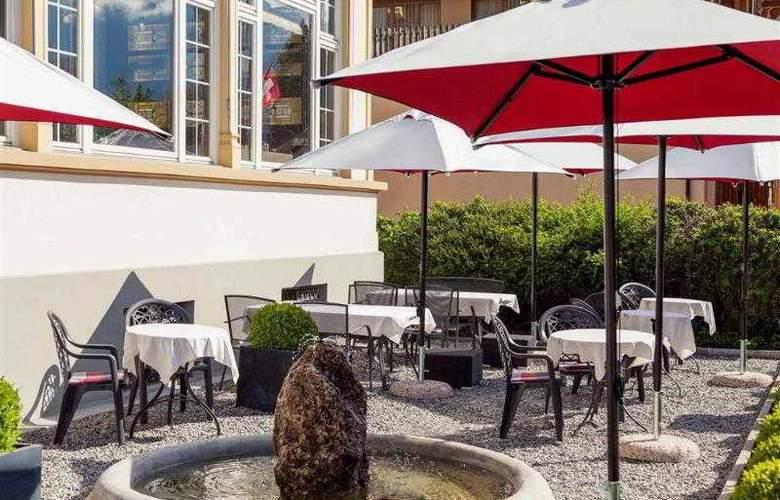 Royal St Georges Interlaken - MGallery by Sofitel - Hotel - 58