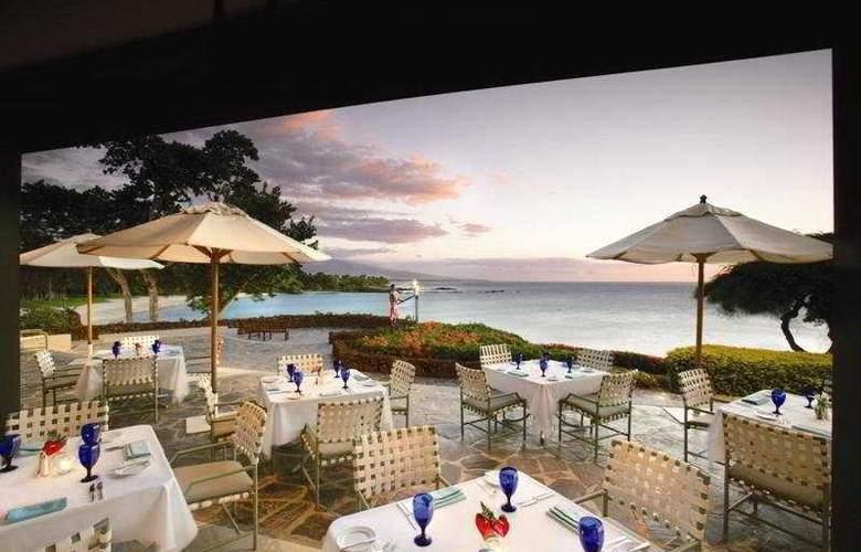 Mauna Kea Beach Hotel - Restaurant - 6