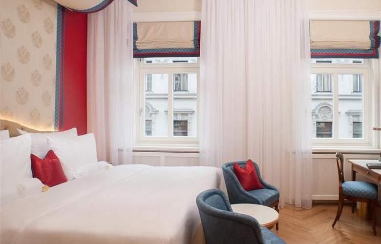 Kaiserhof Wien - Room - 95
