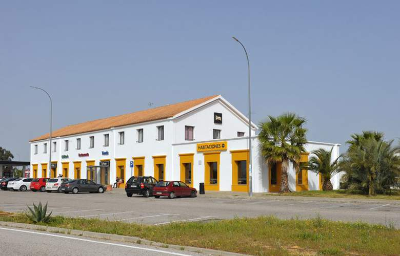 As Hoteles Chucena - Hotel - 0