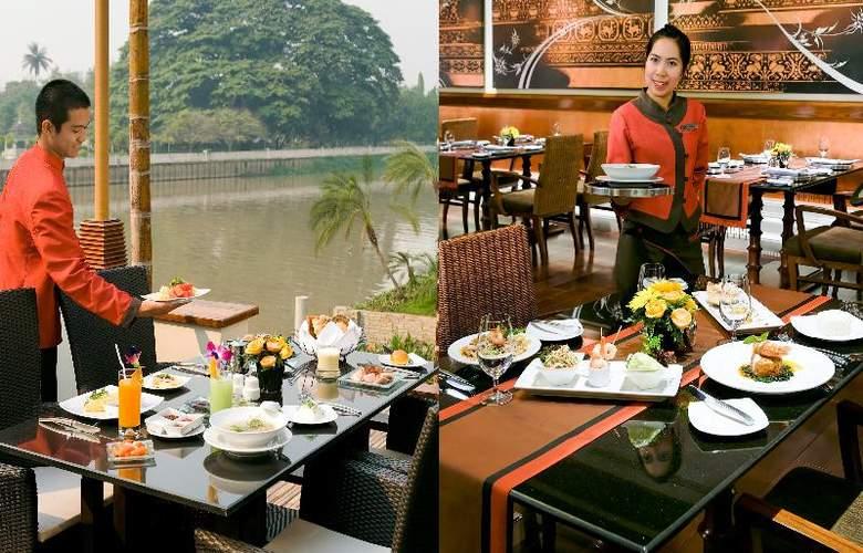 RatiLanna Riverside Spa Resort Chiang Mai - Restaurant - 40