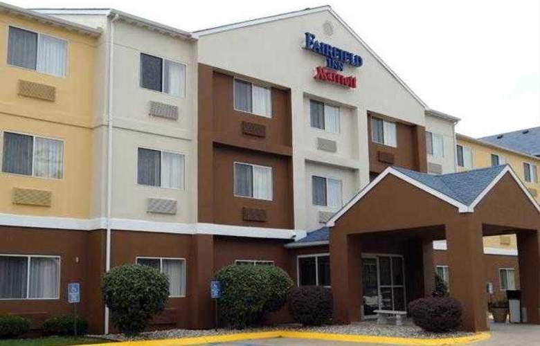 Fairfield Inn Lafayette - Hotel - 2