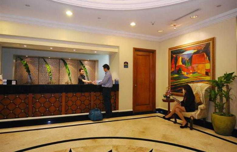 Best Western Oxford Suites Makati - Hotel - 17