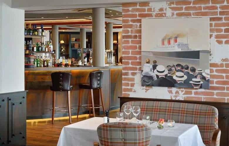Cote Ouest Thalasso & Spa Les Sables d'Olonne - Restaurant - 3