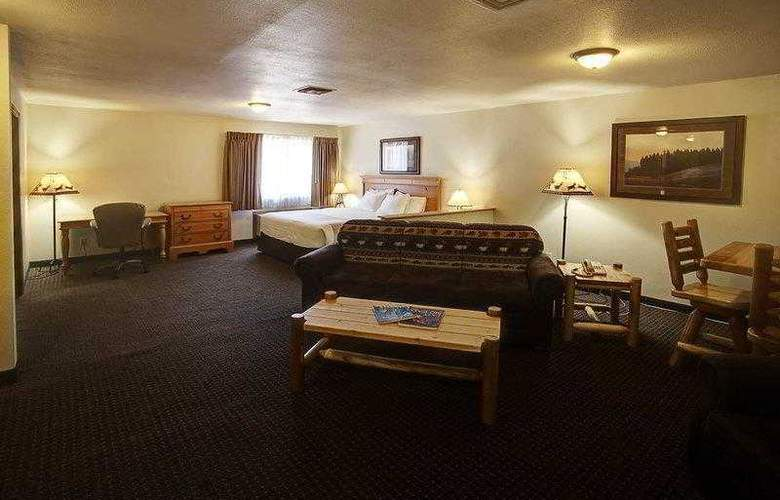 Best Western Black Hills Lodge - Hotel - 2
