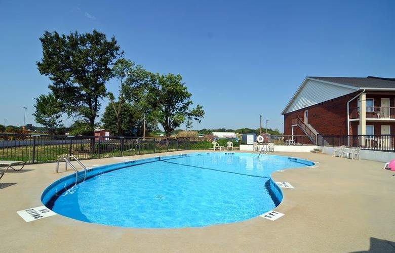 Best Western Raintree Inn - Pool - 162