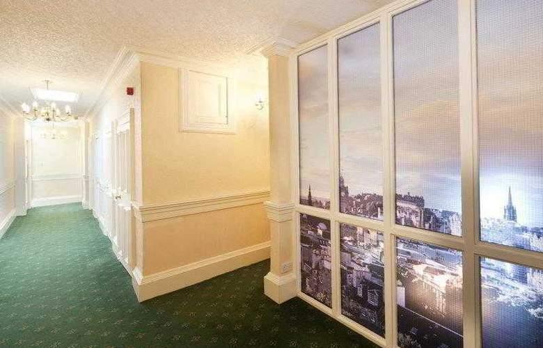 BEST WESTERN Braid Hills Hotel - Hotel - 25